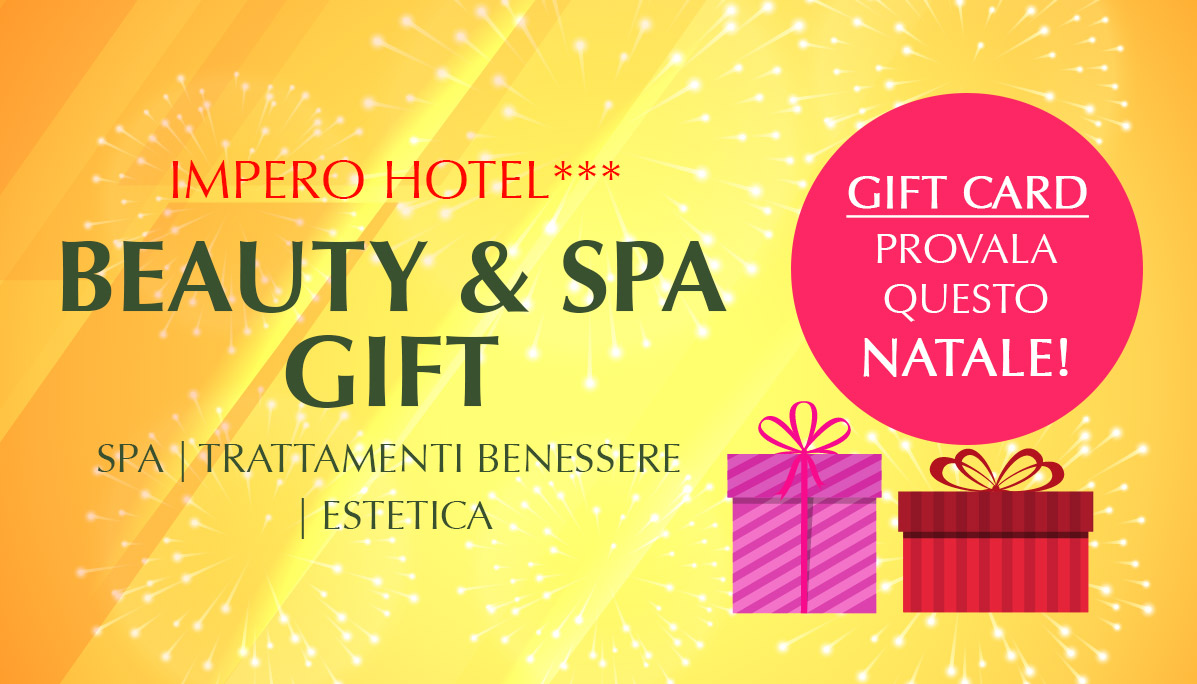 gift card centro benessere spa varese