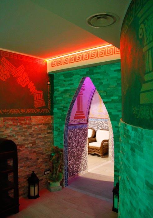beauty spa impero hotel