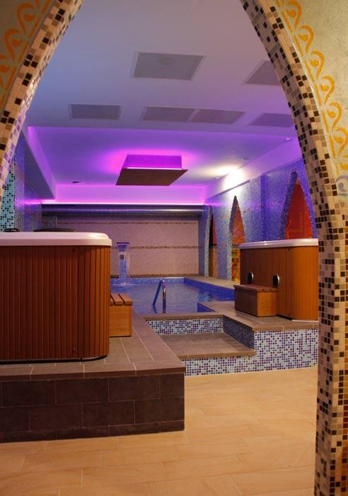 beauty spa hotel varese