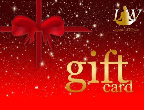Anticipa il Natale con la Gift Card