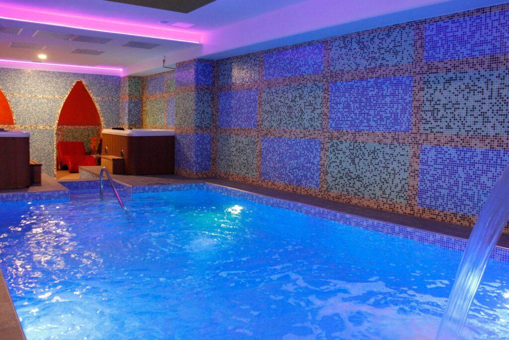 Centro Benessere SPA - Impero Hotel Varese